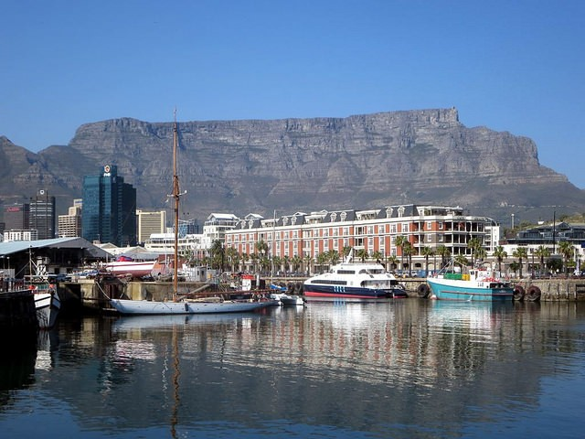 Table Mountain  by David Stanley