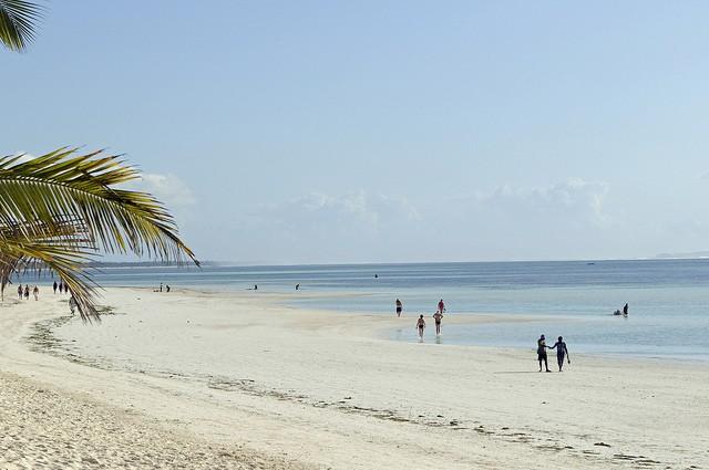 Zanzibar beach  by Son of Groucho