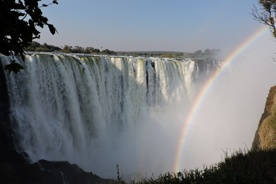 Victoria Falls  by Mike