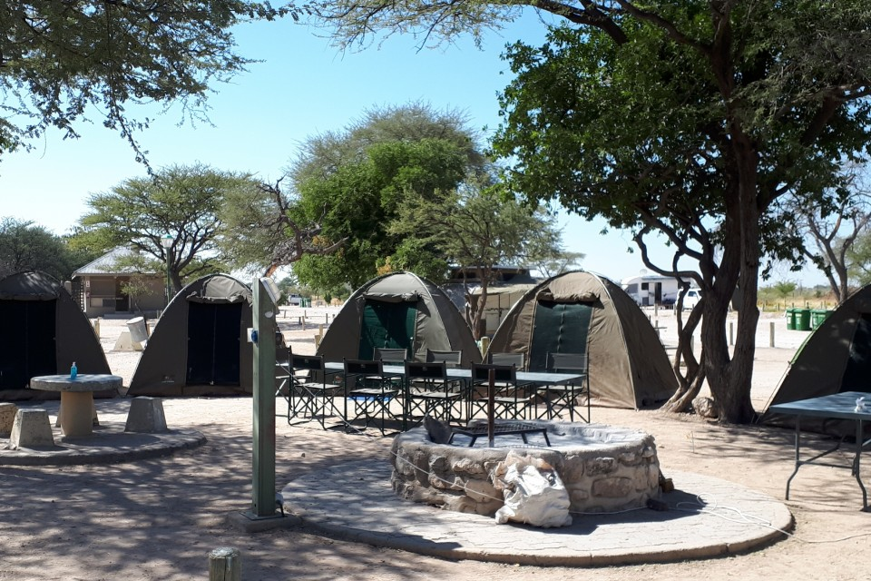 Okaukuejo Camp
