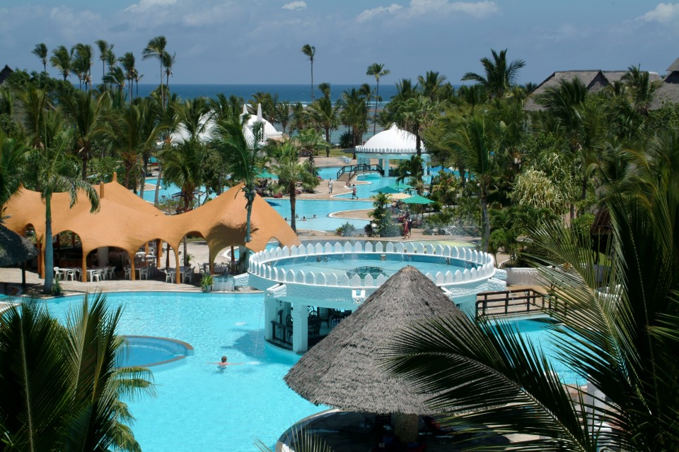 Resort, Diani Beach, Mombasa