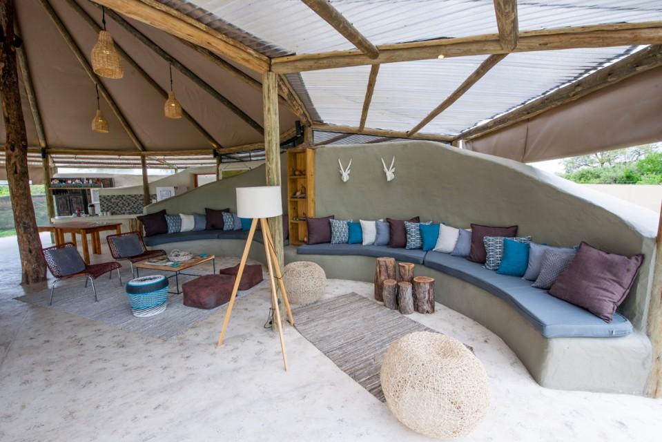 Khwai lounge