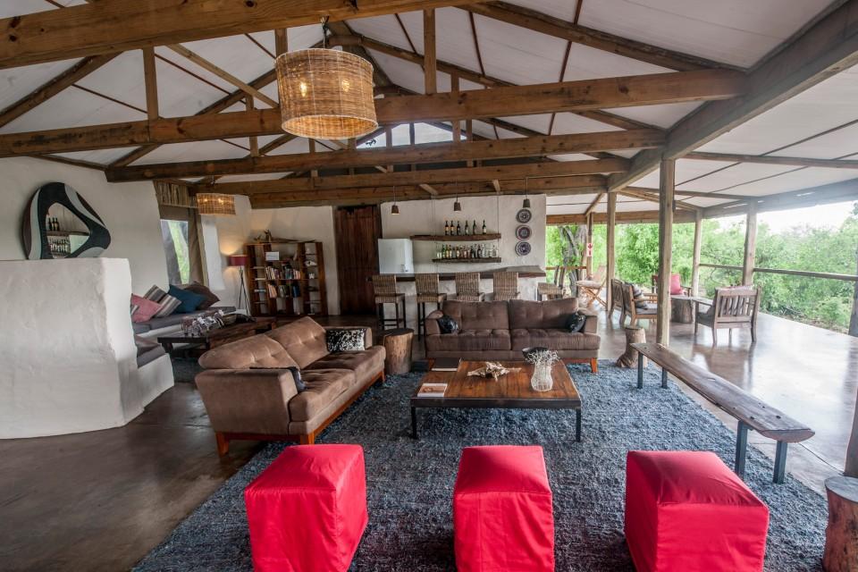 Chobe lounge