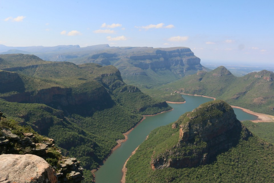 Blyde River Canyon  by Abspires40