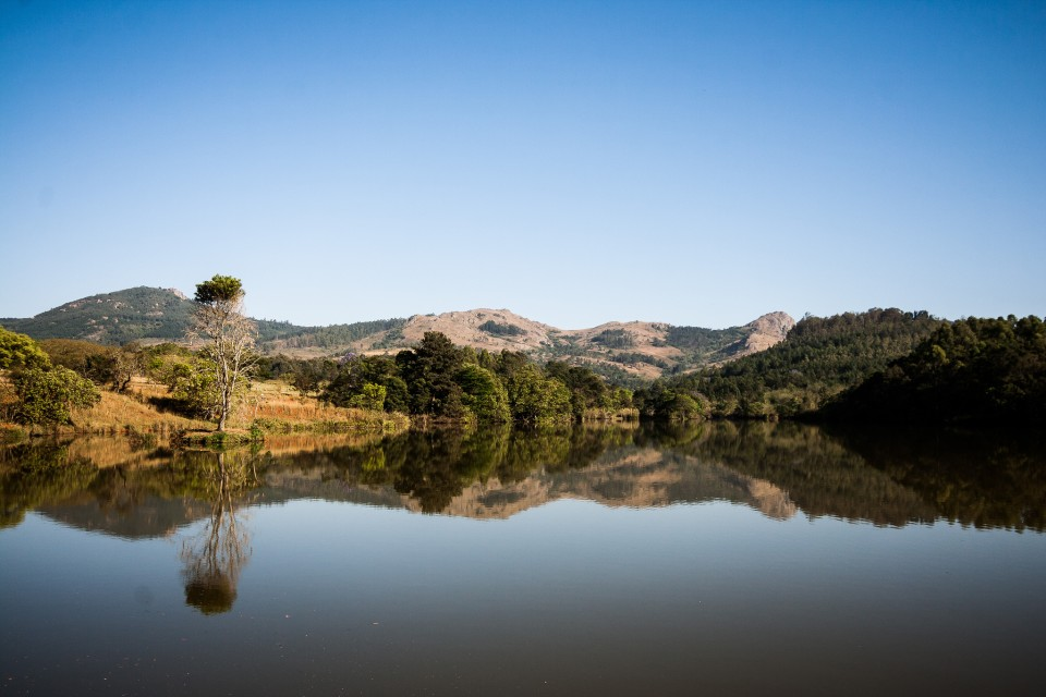 Mlilwane, Swaziland  by Ben Haeringer