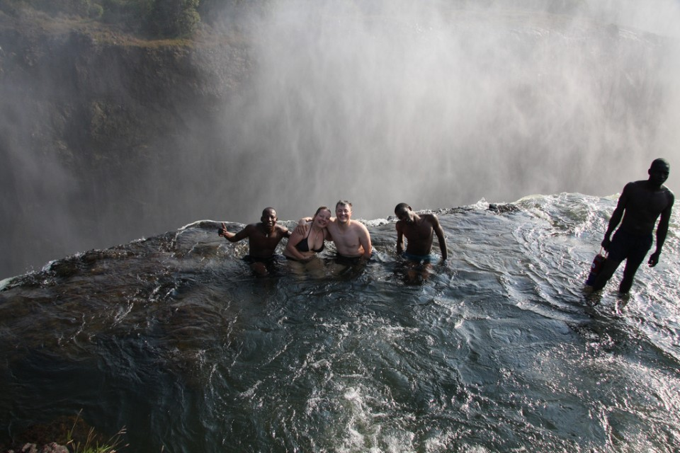 Vic Falls  by SarahDepper