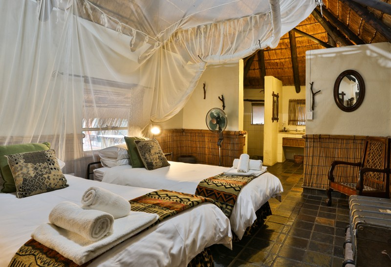 Thornybush room interior