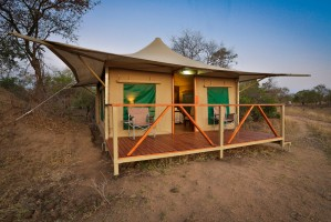 Thornybush tented lodge