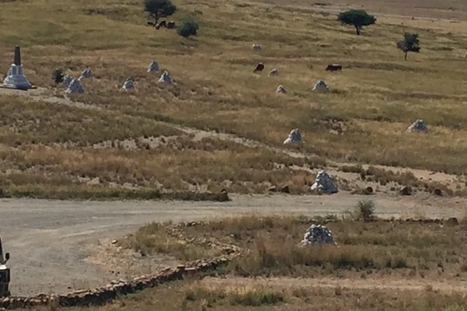 Battlefields Grave Sites