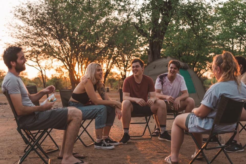 Greater Kruger Camp  by Matt Freer