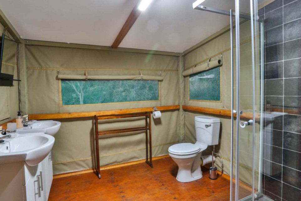 En-suite accommodation