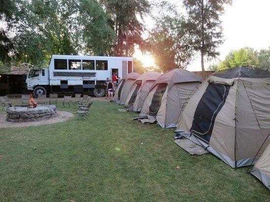 Transport & Accommodation