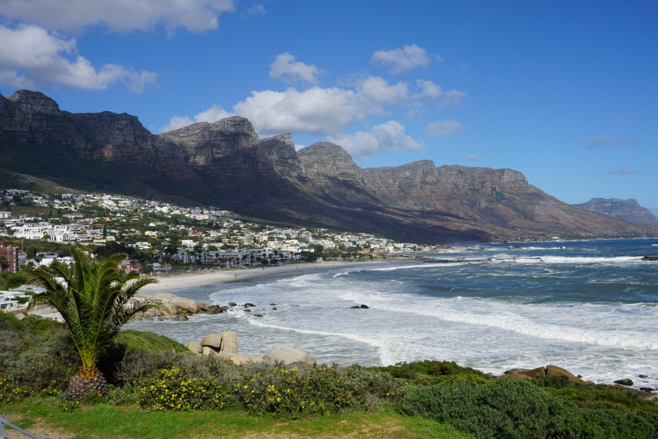 Camps Bay, Cape Town  by Matt Kieffer