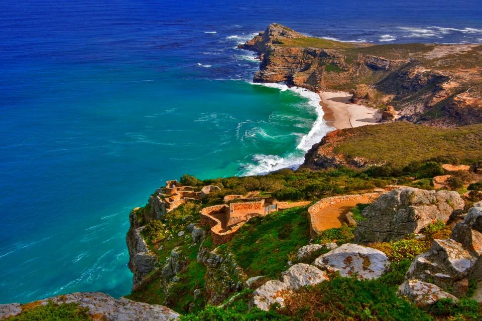 Cape Point  by Nicolas Raymond