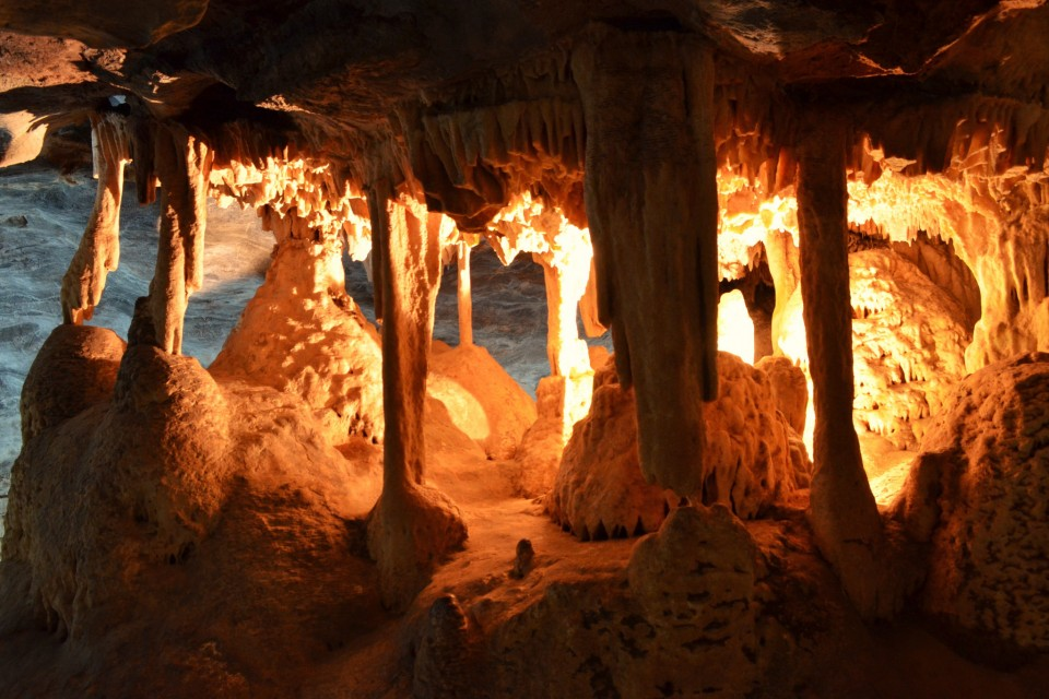 Cango Caves  by Leigh Langman