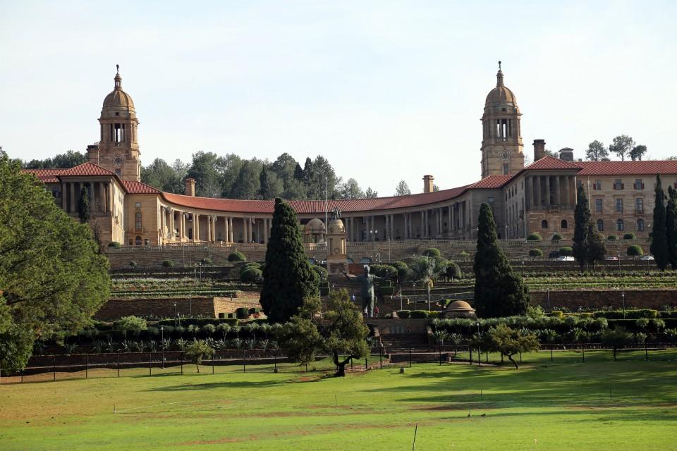 Union Buildings, Pretoria  by Flowcomm