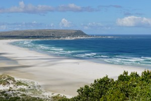 Noordhoek Beach through to Kommetjie Beach by Bernard DU PONT