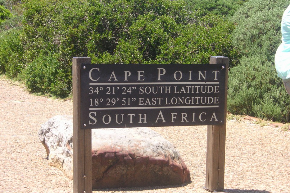 Cape Point  by Bartwatching