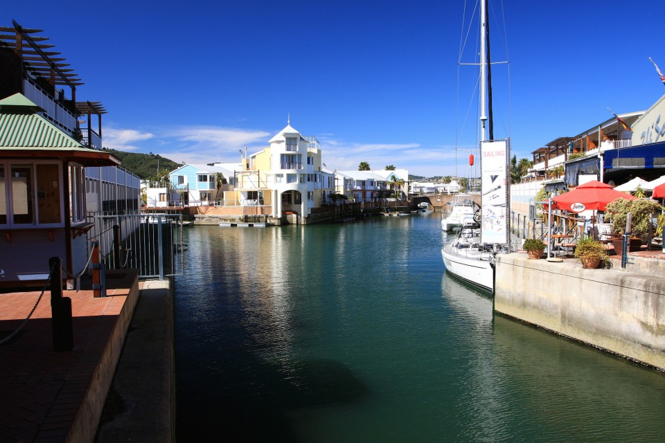 Knysna Harbour  by Travelling Otter