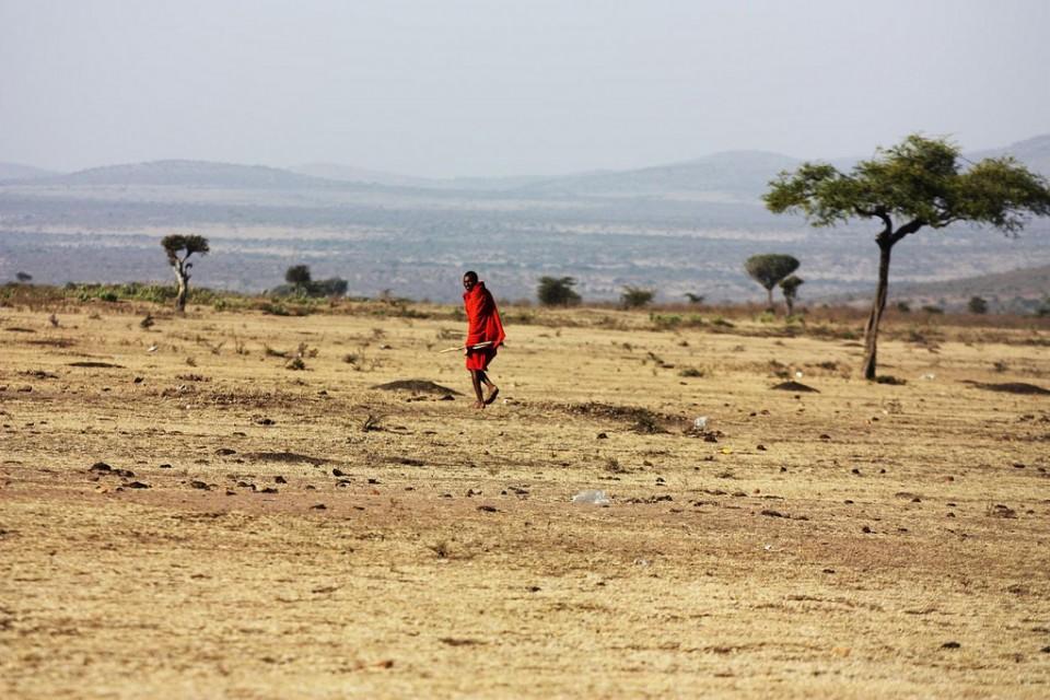 Masai in the Mara  by Bryan_T