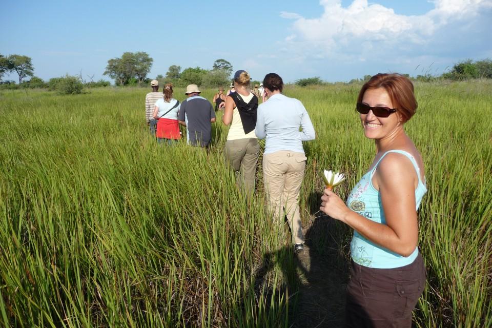 Okavango Delta Walk