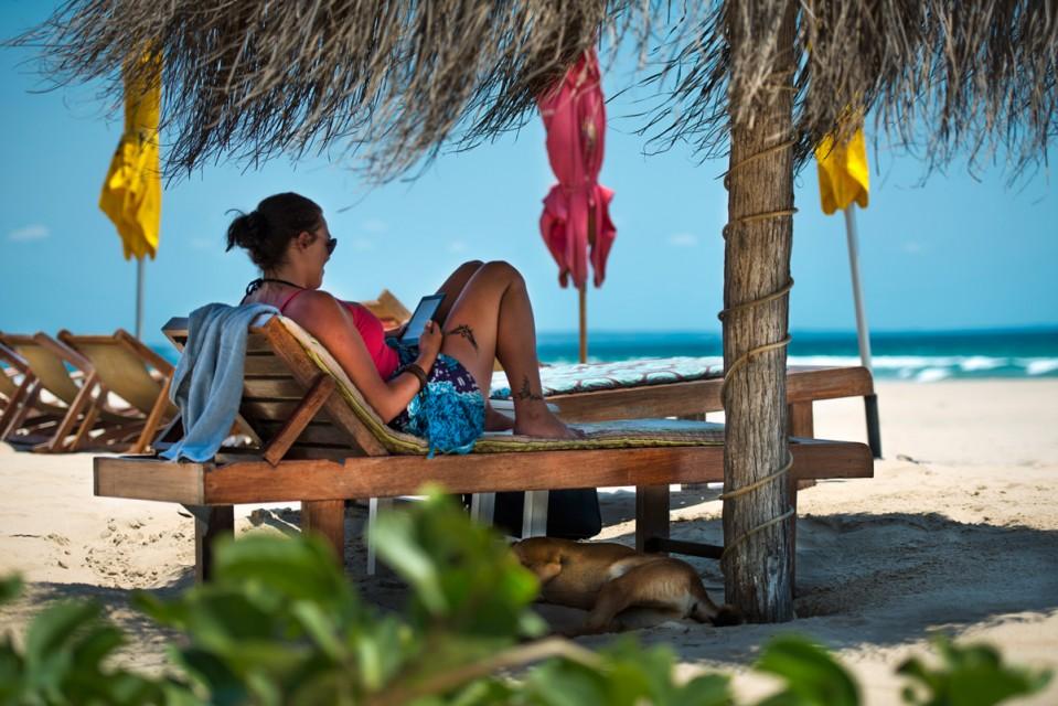 Mozambique beach time