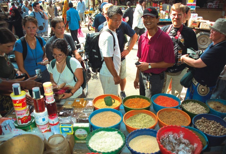 Zanzibar Island Spices