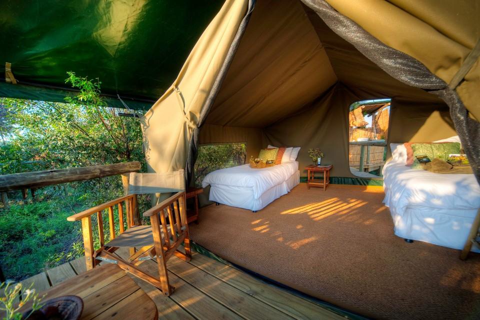 Oddballs enclave tent