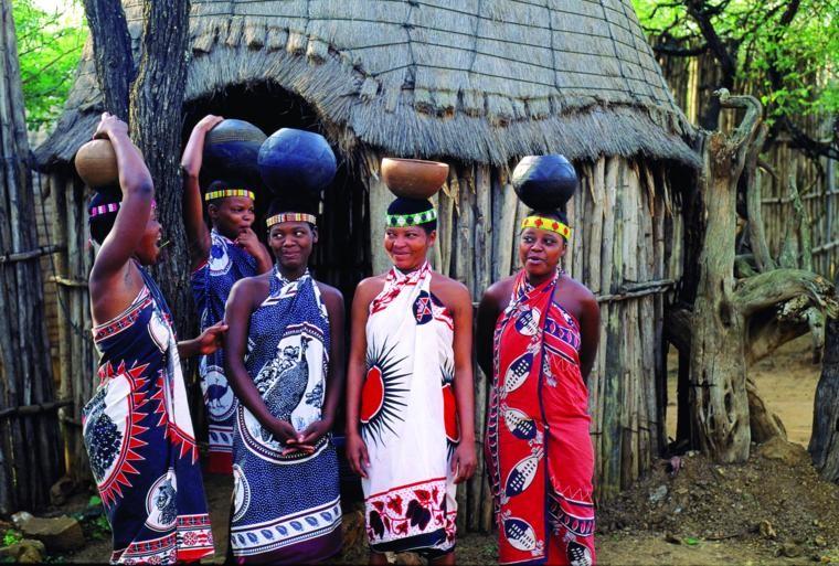 Swazi Maidens