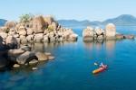 Lake Malawi kayak