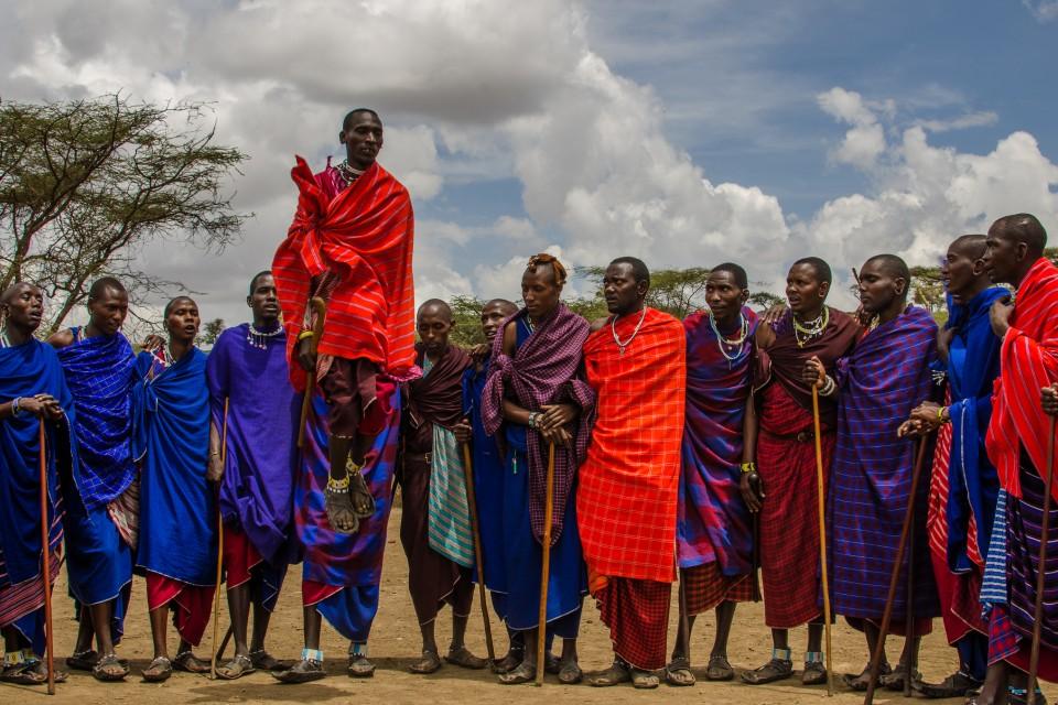 Masai-2  by Colin J McMechan