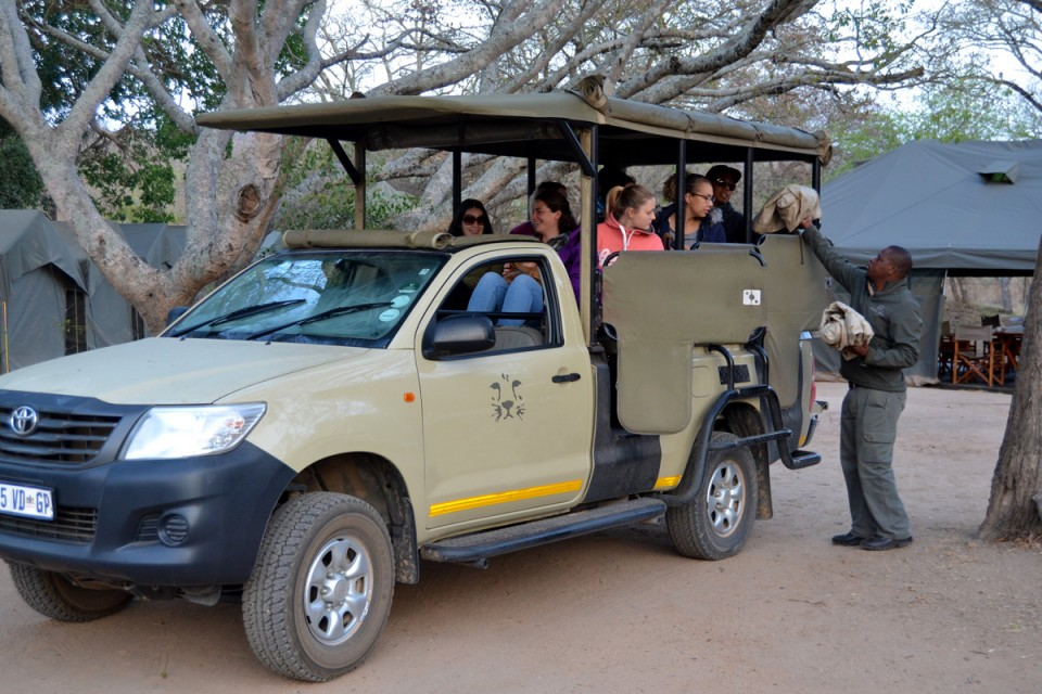 Kruger vehicle