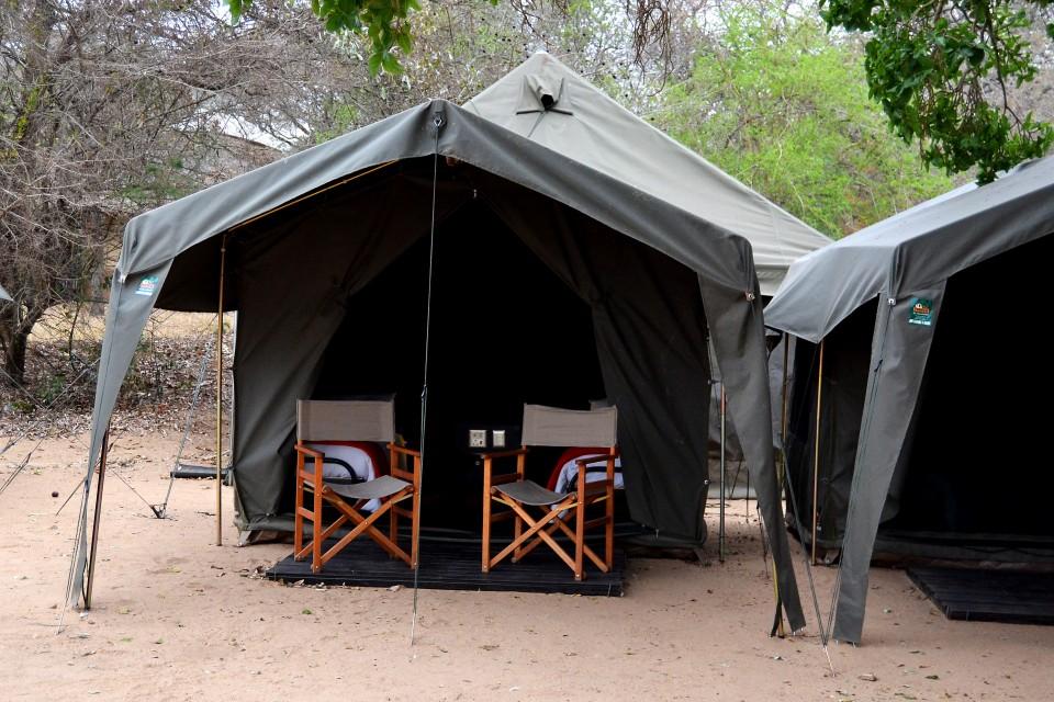 Pretoriuskop tents