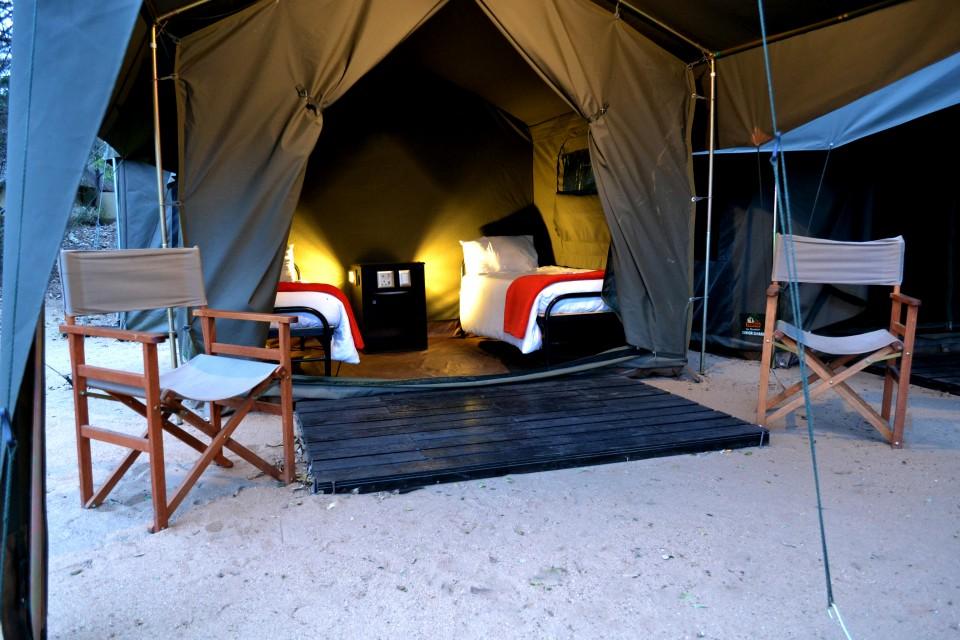 Pretoriuskop tent