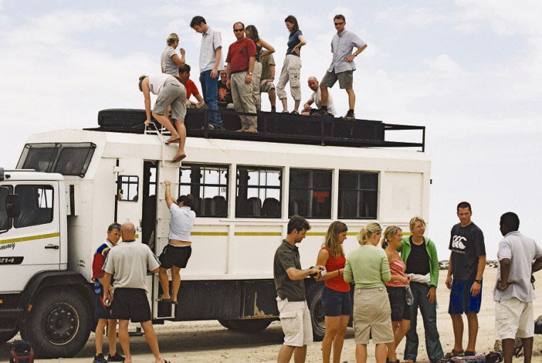 Tour transport