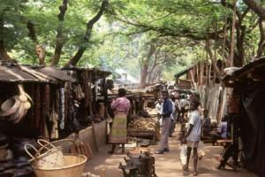 Malawi market