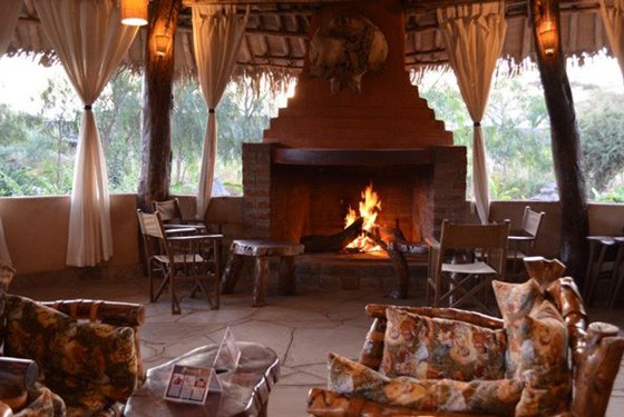 Amboseli lounge