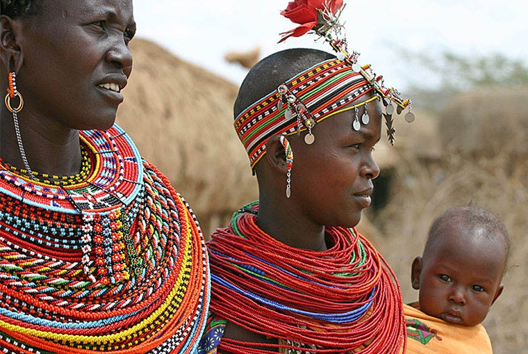 Samburu people  by svdiesen