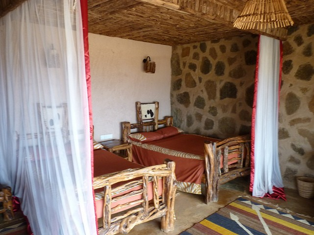 Tsavo twin room
