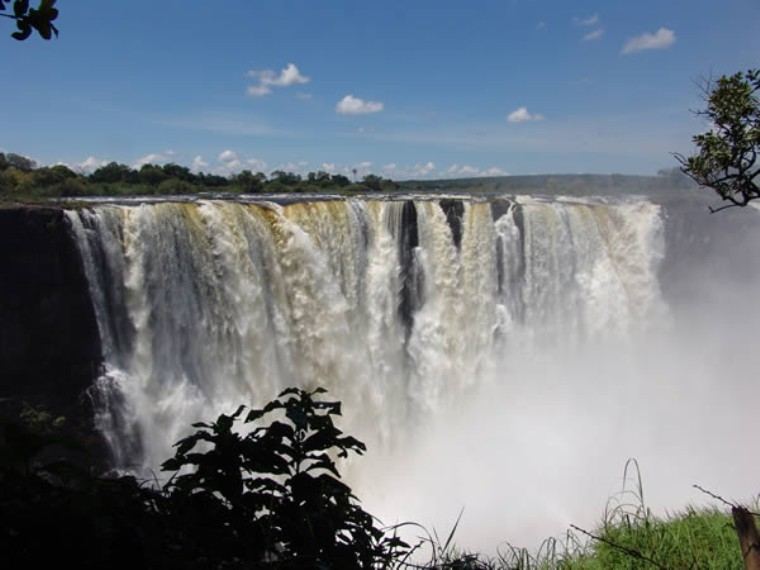 Victoria Falls Pic