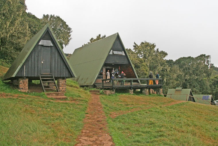 Marangu cabins