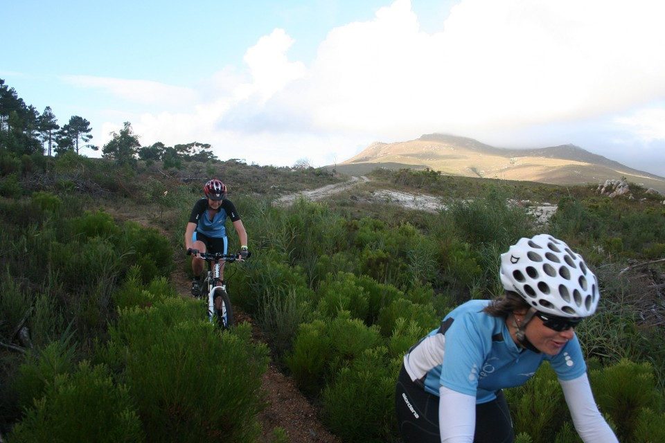Cycle in Hermanus
