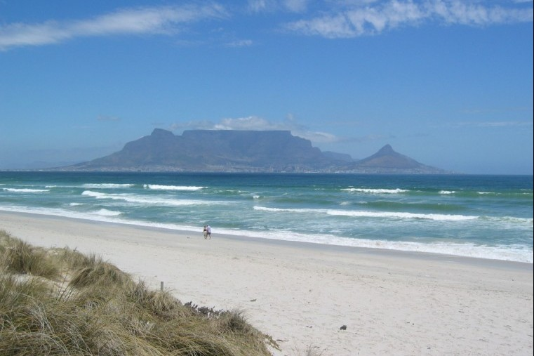 Table Mountain Beach image Cape Town