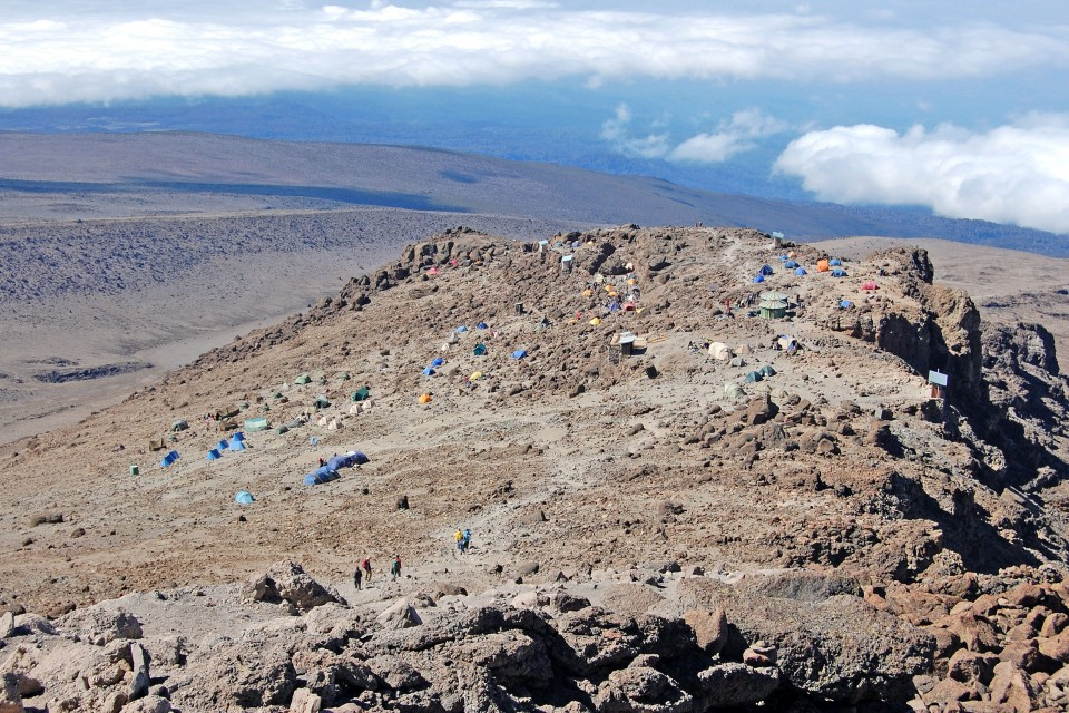 Kilimanjaro views