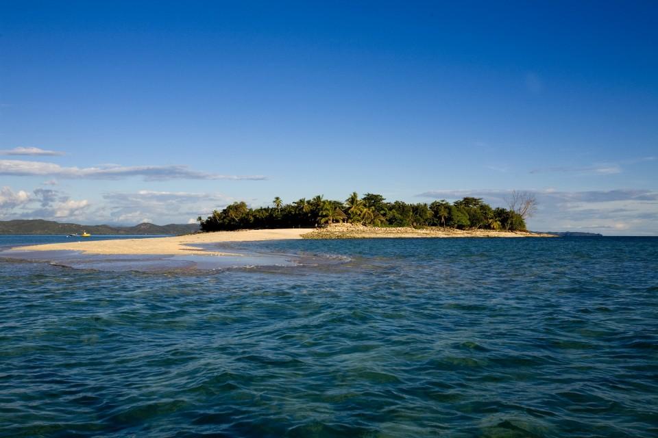 Nosy Be island off Madagascar