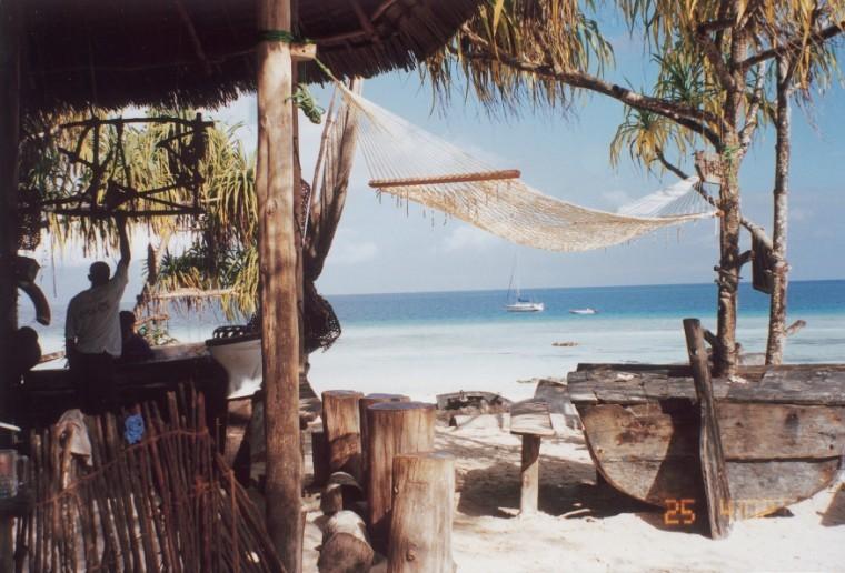 Zanzibar hammock