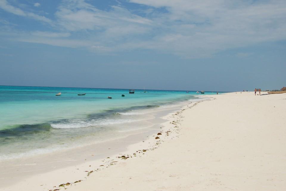 Zanzibar beach  by Joachim Huber