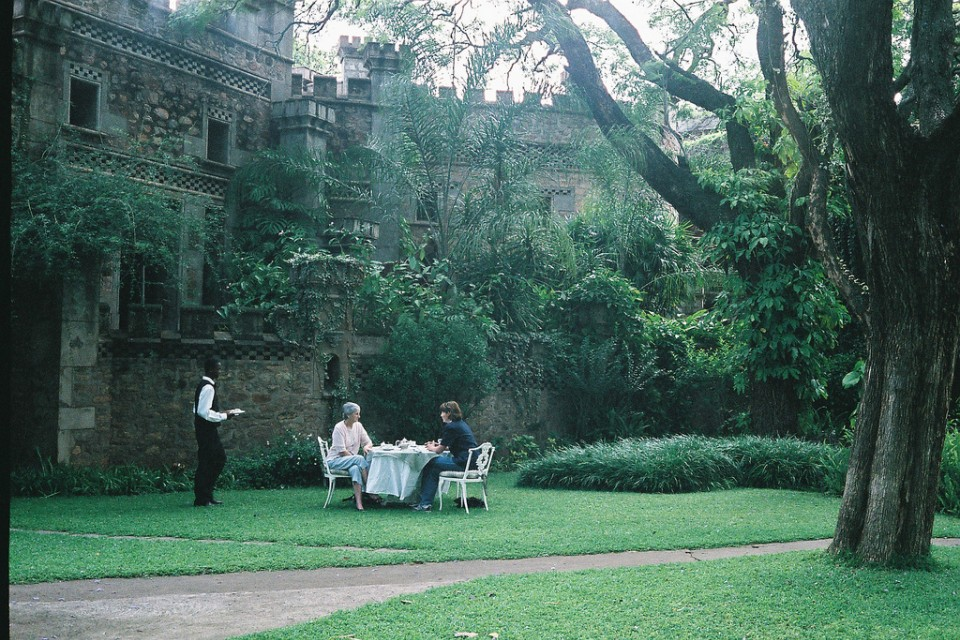 Afternoon tea in Bulawayo  by The botster
