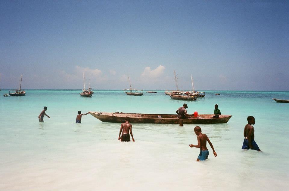 Zanzibar Island  by Paramita