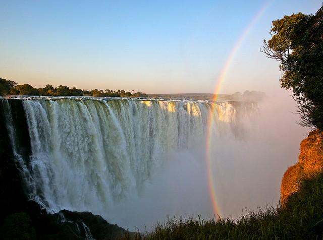 Victoria Falls  by Steve Jurvetson